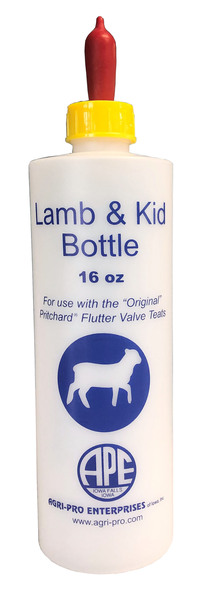 Lamb Bottle with Pritchard